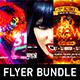 Halloween Party Flyer Bundle vol.3 - GraphicRiver Item for Sale