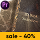 3D Book - Slideshow for Premiere Pro - VideoHive Item for Sale