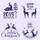 Deer Set - GraphicRiver Item for Sale