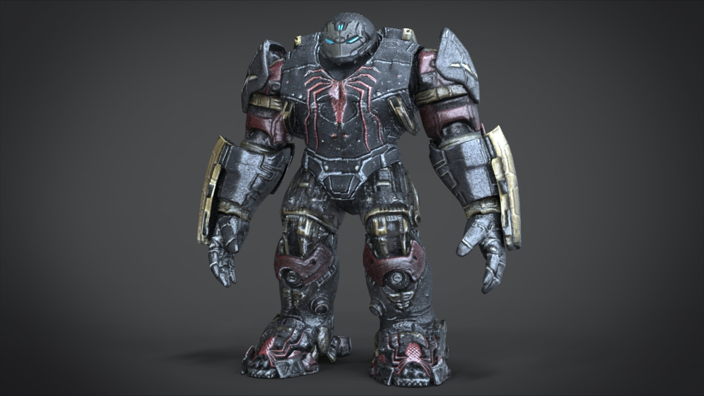 Hulk Venom Buster