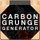 Carbon Grunge Background Texture Generator - GraphicRiver Item for Sale