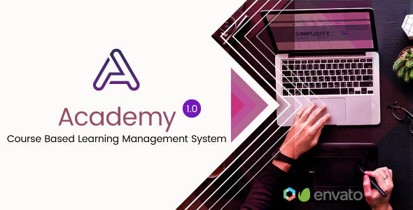Academy - Course Based Learning Management System            Nulled