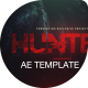 Halloween The Hunter Opener - VideoHive Item for Sale