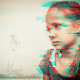Portrait of young sad little girl - PhotoDune Item for Sale