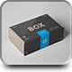 Carton Box Mockup 23x14x8 - GraphicRiver Item for Sale
