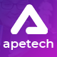 Apetech - App Landing Page - ThemeForest Item for Sale