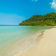 Beautiful tropical beach and sea with coconut palm tree in parad - PhotoDune Item for Sale