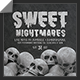 Sweet Nightmares - Halloween Flyer - GraphicRiver Item for Sale