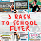 Back to School Flyer Bundle - GraphicRiver Item for Sale