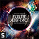 Future Abstract CD Album Artwork - GraphicRiver Item for Sale