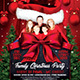 Family Christmas Party - GraphicRiver Item for Sale