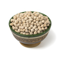 Bowl with traditional Moroccan roasted chickpeas - PhotoDune Item for Sale
