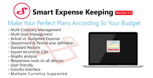 Smart Expense Keeping (SEK) - CodeCanyon Item for Sale