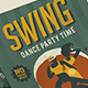 Swing Dance Flyer - GraphicRiver Item for Sale