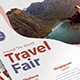 Travel Fair Flyer - GraphicRiver Item for Sale