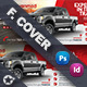 Commercial Vehicle Cover Templates - GraphicRiver Item for Sale