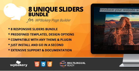 Sliders Bundle for WPBakery Page Builder            Nulled