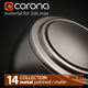 3ds max Metal Materials. Corona Renderer