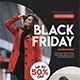 Black Friday Fashion Flyer - GraphicRiver Item for Sale
