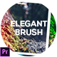 Elegant Brush Slideshow - VideoHive Item for Sale