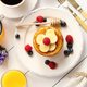 Delicious breakfast food composition - PhotoDune Item for Sale