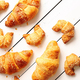 Various croissants lying on table - PhotoDune Item for Sale