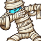Dabbing Mummy - GraphicRiver Item for Sale