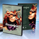 Nostalgia DVD Cover Template - GraphicRiver Item for Sale