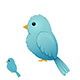 Blue Bird - GraphicRiver Item for Sale