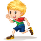 Running Boy - GraphicRiver Item for Sale