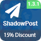ShadowPost - Facebook Auto Poster - CodeCanyon Item for Sale
