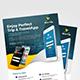 Mobile App Flyer Bundle - GraphicRiver Item for Sale