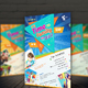 Family Fun Day Flyer - GraphicRiver Item for Sale