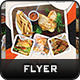 Restaurant Flyer - GraphicRiver Item for Sale