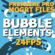 Flash FX BUBBLE Elements - VideoHive Item for Sale