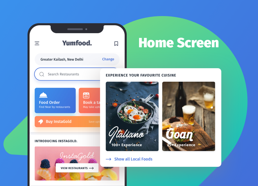 GoFlight Mobile App - UI kit