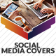 Social Media Covers - GraphicRiver Item for Sale