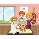 Doctor Giving Kid Vaccine - GraphicRiver Item for Sale