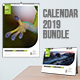 Calendar 2019 Bundle 2 - GraphicRiver Item for Sale
