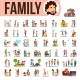 Family Set Vector - GraphicRiver Item for Sale