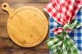 cutting board at wooden table - PhotoDune Item for Sale