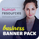 Business Banner Pack - GraphicRiver Item for Sale