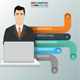 Businessman Infographics Design - GraphicRiver Item for Sale