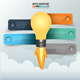Idea Infographics Design - GraphicRiver Item for Sale