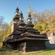 Wooden historical church of the St Archangel Michael in Prague - PhotoDune Item for Sale