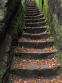 Stone stairs carved in rock - PhotoDune Item for Sale