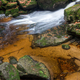 Rapids on Jedlova Creek, Jizera Mountains,  Czech Republic - PhotoDune Item for Sale