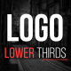 Logo Lower Thirds - VideoHive Item for Sale