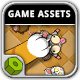 Tap the Rat - Game Assets - GraphicRiver Item for Sale