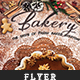 Christmas Bakery Flyer Template - GraphicRiver Item for Sale